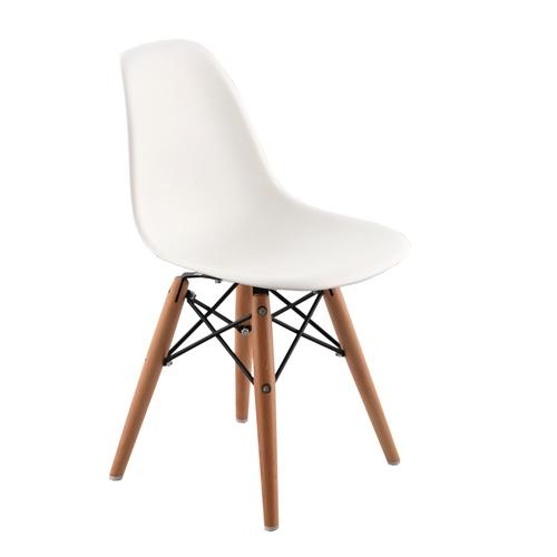 Silla Eames Plastic Chair DSW