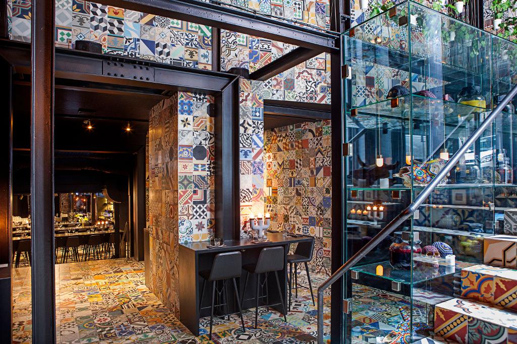restaurante de diseño, decoracion de restaurantes, sillas y taburetes bares, restauracion, muebles para restauracion