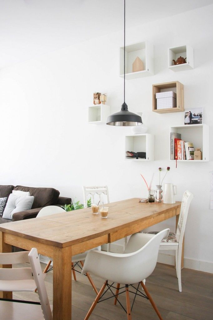 estanterías, módulos sueltos, muebles ordenación, reallynicethings