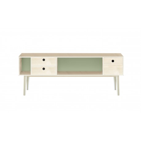mueble para la tele, mueble tv, mueble televisión, mueble bajo, mueble auxiliar, mueble organizador, mueble ordenacion, estilo nórdico