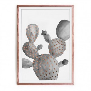 cuadros-cobre-cactus